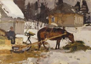 Лошадка Загонек
