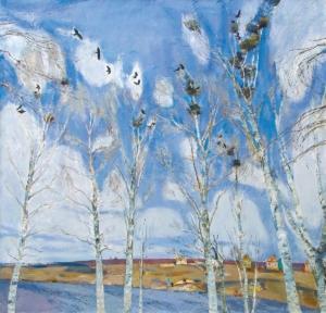 Ветры весенние Загонек