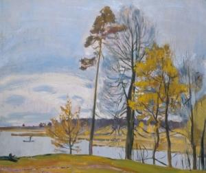 The Lake Orlino. Autumn Motive Загонек