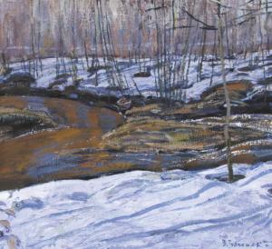 Spring creek Загонек