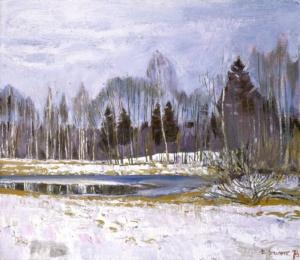 Сентябрьский снег Загонек