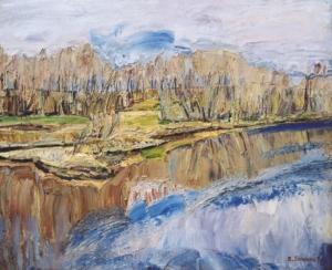 The River Radunka Загонек